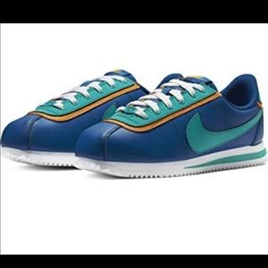 Kids Nike Cortez Basic Leather Dbl (GS)